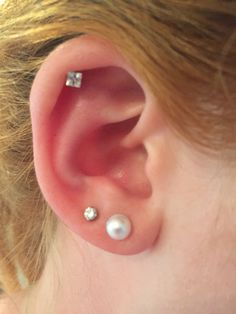 Cartilage piercing!