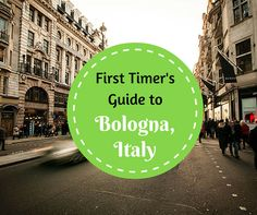 Italy is usually welcoming for tourism and is warm with people. Maybe that's why a lot of people are in love with this wonderful country. Bologna is similar