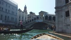 Bridge of Rialto #Venice @Venezia