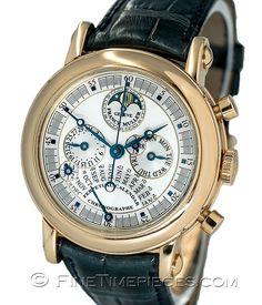 #FRANCK_MULLER | #Perpetual_Calendar Chronograph Automatic | Ref. 7000 QPE | WWW.FINETIMEPIECES.COM