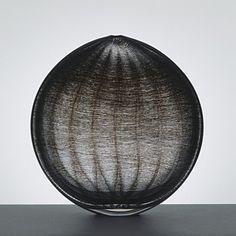 Tobias Mohl | 'Black Net'.  Glass