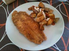 Spanish style fish