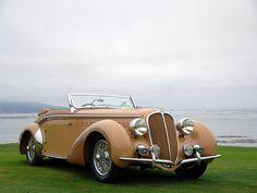 1938 Delahaye 135 MS Cabriolet