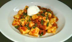 Gnocchi Sorrentina - Nonna's Cucina Ristorante Gnocchi, Sign, Google, Kitchen, Cooking, Kitchens, Signs, Cuisine, Board