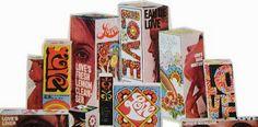 RETROKIMMER.COM: LOVE AND YARDLEY 1960's COSMETICS 70s Makeup, Retro Makeup, Makeup Salon, Vintage Makeup, Vintage Vanity, Vintage Beauty, Retro Vintage, Skincare Packaging, Cosmetic Packaging