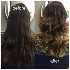 9 hours later! #allnutrient #hairbyyulee #vlvtsalon #ombre