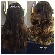 9 hours later! #allnutrient #hairbyyulee #vlvtsalon #ombre