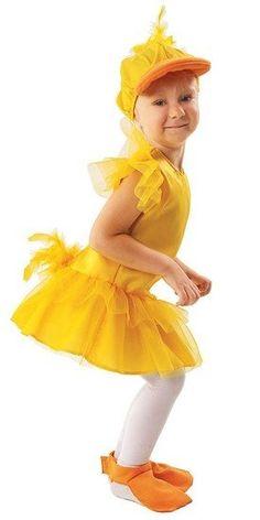 Ente Kostüm Kind