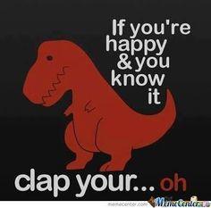 T-rex memes... <3
