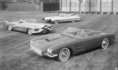 Prototypes and Concept Cars - Hot Rod History