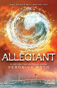 Ok, So technically I chose not to read this. My wife read it first and was so dissapointed I chose to check out the reviews. Upon reading the reviews, I decided That Veronica Roth screwed up miserably and I am not interested in finishing this series.