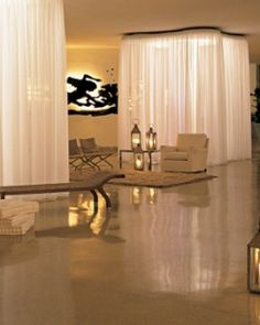 The Art Deco lobby is meant to serve as a transitional space between the gardens and the rooms. #Jetsetter  http://www.jetsetter.com/hotels/florida/miami/409/shore-club?nm=collection=13