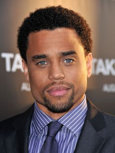 Michael Ealy. Sexy...all kinds of hotness