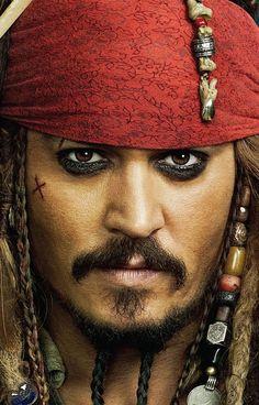 Jack Sparrow Wallpaper, Viking Makeup, Johnny Depp Wallpaper, Johnny Depp Characters, Rennaissance Art, Sparrow Art, Happy Woman Day, Johny Depp, Celebrity Drawings