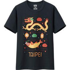 男裝 TAIWAN OMIYAGE T恤(短袖)