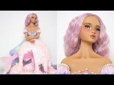 Mermaid Dolls, Mermaid Art, Ooak Dolls, Art Dolls, Monster High Mermaid, Jobs In Art, Mermaid Crafts, Monster High Repaint, Diy Clay
