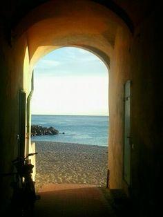 Finale ligure _Varigotti Liguria Italy