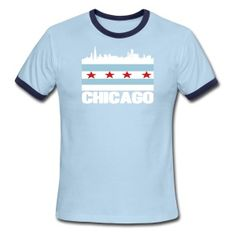 City of Chicago T-Shirts