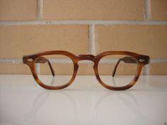 Vintage Tart Optical Arnel Amber - 50s Vintage
