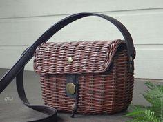 f9f25dbc10f7 Женские сумки · плетеная сумочка