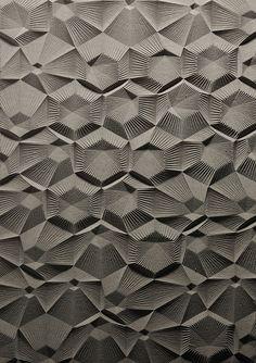Geometric + Texture - blossom