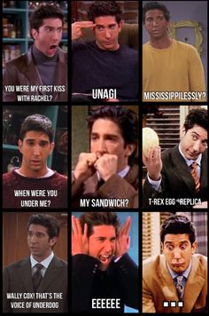 Ross Geller everyone The post Ross Geller everyone appeared first on Friends Memes. Friends Tv Show, Friends Funny Moments, Serie Friends, Friends Scenes, Funny Friend Memes, Friends Cast, Friends Episodes, I Love My Friends, Funny Memes