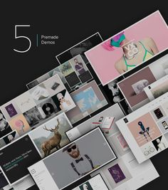 Voxco is a powerful and creatively designed portfolio WordPress theme. It is very flexible, easily customizable, well documented and would be perfect for all corporate, agency, freelance...