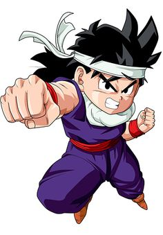 Which Dragon Ball Z Character Are You  Gohan!!!!!