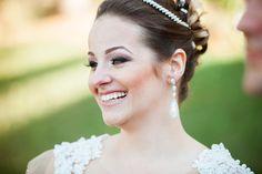 Maquiagem perfeita para noiva!!! <3