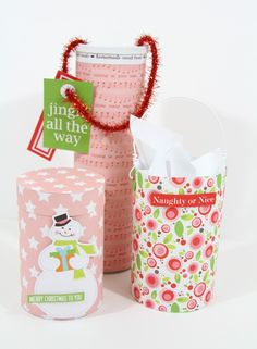 The 12 Days Of Gift Wrap: Day Two - Chickaniddy Crafts Heidi Sonboul