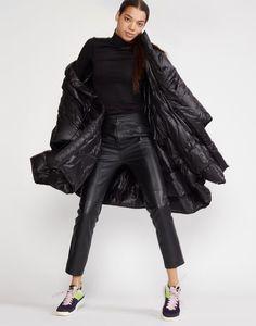 Cindy Oversized Down Jacket                      – Cynthia Rowley
