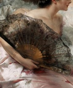 "marcuscrassus: "" Conrad Kiesel - After the ball """