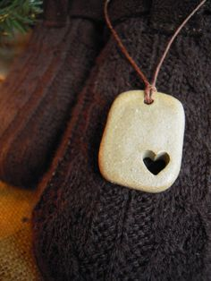 LOVE!!  Polymer clay tag - this would make a cute zipper pull or embellishment for a bag - or even a gift tag!