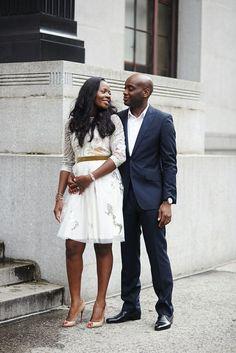 ♥ 20 vestidos ideais para casamento civil   Dúvida constante das noivas, os vestidos para casamento no cartório ou fórum são uma grande questão. A grande maioria das vezes, a cerimônia... http://www.casareumbarato.com.br/20-vestidos-casamento-civil/