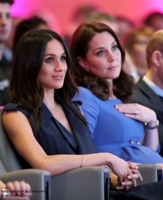Kate and Meghan....