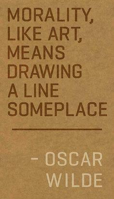 Mr. Oscar Wilde