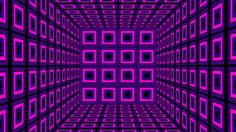 Neon Cube - VJ Loop Pack (5in1) on Behance Projection Mapping, Neon Aesthetic, Love, Music Videos, Packing, Neon Signs, Colours, Abstract, City
