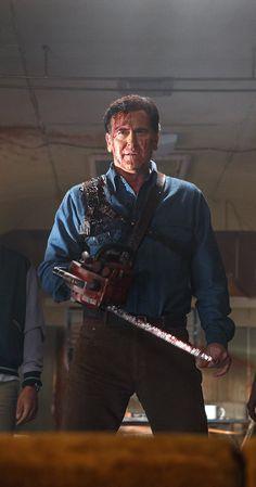 "Fall TV: ""Ash vs. Evil Dead"" on Starz - IMDb"