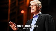 Ken Robinson: Bring on the learning revolution!  In this poignant, funny follow-up to his fabled 2006 talk, Sir Ken Robinson makes the case for a radical shift from standardized schools to personalized learning -- creating conditions where kids' natural talents can flourish.