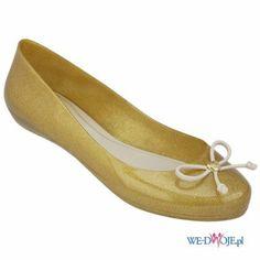 Mel by Melissa - kolekcja wiosna-lato 2014 #baleriny #buty #shoes #polkipl