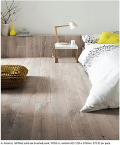 Exciting new wood collection from Topps Tiles