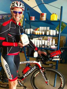 7 times Ironman Stewart Harris likes to stay fully stocked on his favourite Forever products which include Forever Freedom, Bee Pollen and ARGI+. Available from www.debbiemc.flppro.biz/shop 60 day money back guarantee