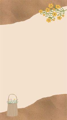 Paper Background Design, Powerpoint Background Design, Collage Background, Flower Background Wallpaper, Cute Wallpaper Backgrounds, Cute Wallpapers, Grid Wallpaper, Rustic Background, Cute Patterns Wallpaper