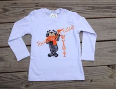 Tennessee Vols Smokey shirt by TouchdownTutus on Etsy, $23.00