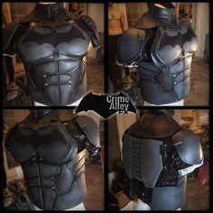 Reznor9's Batsuit: Arkham Origins V3 - Page 3
