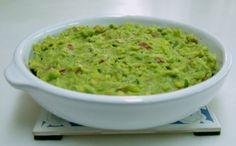 Guacamole com tortilla de milho