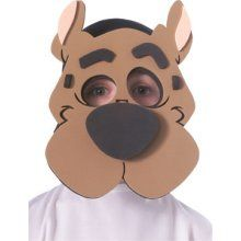 Scooby Doo Mask Wesley Picked This Pin Scooby Doo Diy Costume Scooby Doo Mystery
