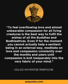 Sentient beings, self and others, enemies and dear ones-all are made by… Meditation Methods, Meditation Quotes, Buddhist Quotes, Spiritual Quotes, Consciousness Quotes, Character Quotes, Tantra, Compassion, Life Lessons