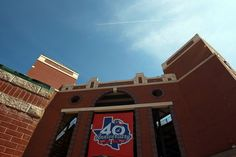 Texas Rangers, my home away from home
