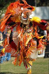 Indian Festival & Pow-Wow - Nov 1 - 4 Stone Mountain Park in Atlanta, GA
